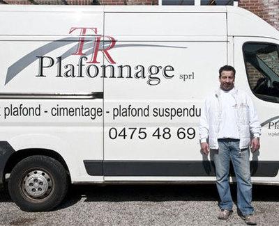 Tr & C Plafonnage SPRL - plafonnage